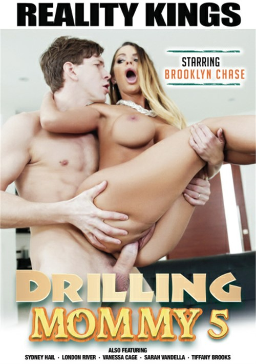 Drilling Mommy #5 DVD