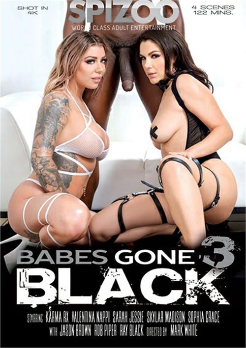 Babes Gone Black #3