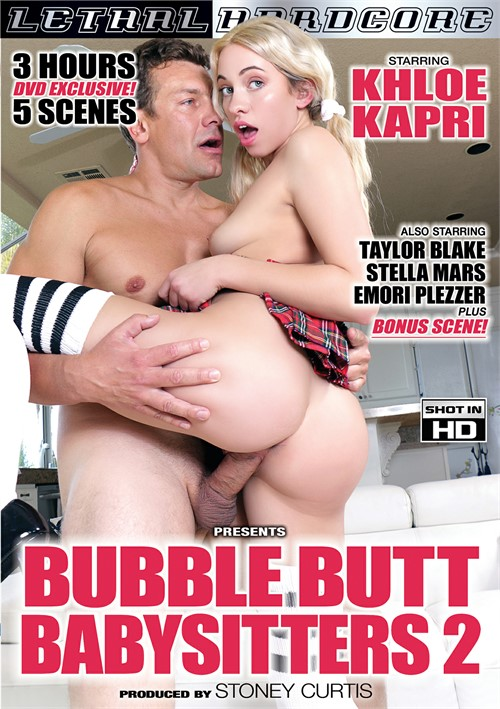 Bubble Butt Babysitters #2
