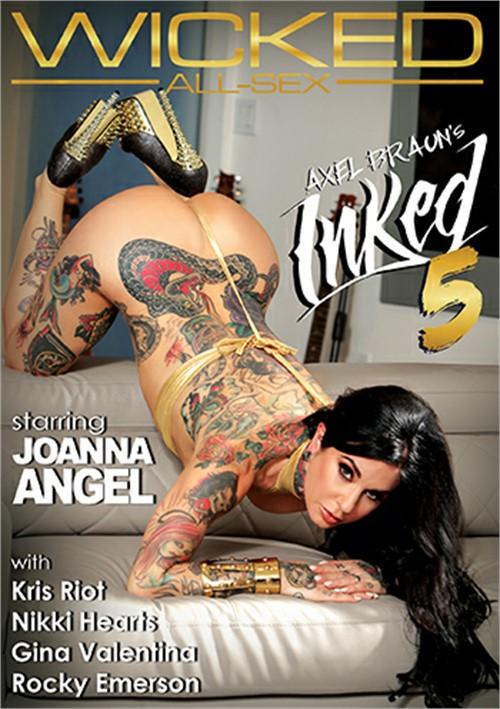 Axel Braun's Inked #5 DVD