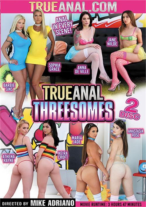 True Anal Threesomes