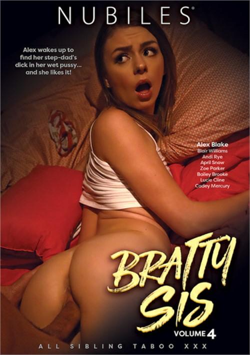 Bratty Sis #4 DVD