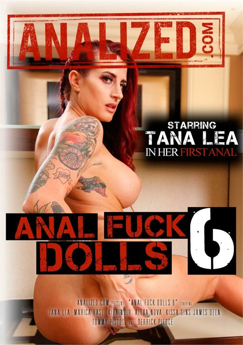Anal Fuck Dolls #6 DVD