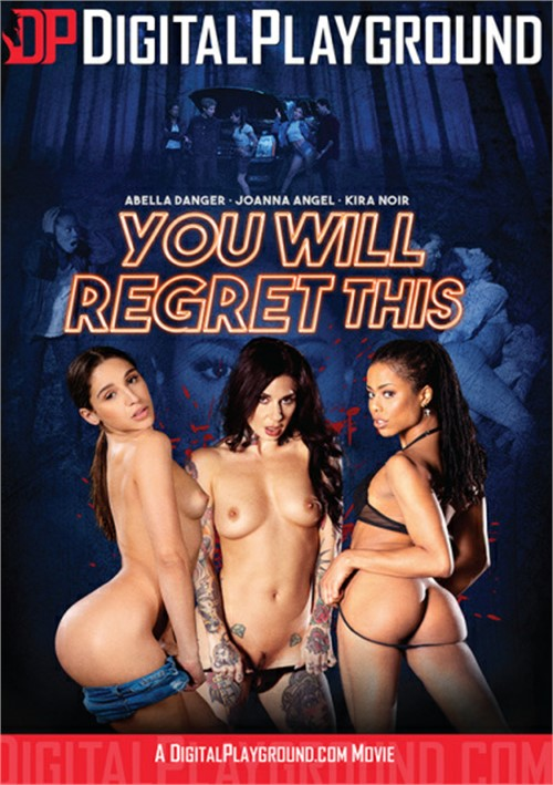 You Will Regret This DVD