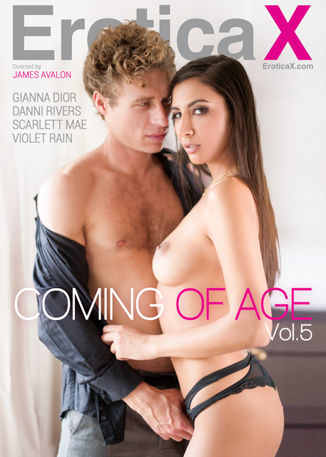 Coming of Age #5 DVD