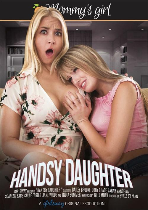 Handsy Daughter DVD