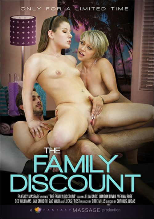 The Family Discount DVD