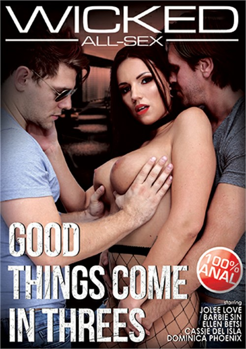 Good Things Come In Threes DVD