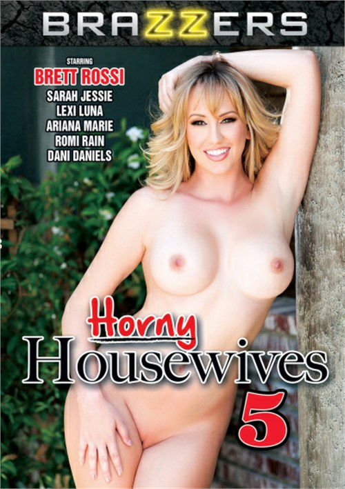 Horny Housewives #5 DVD