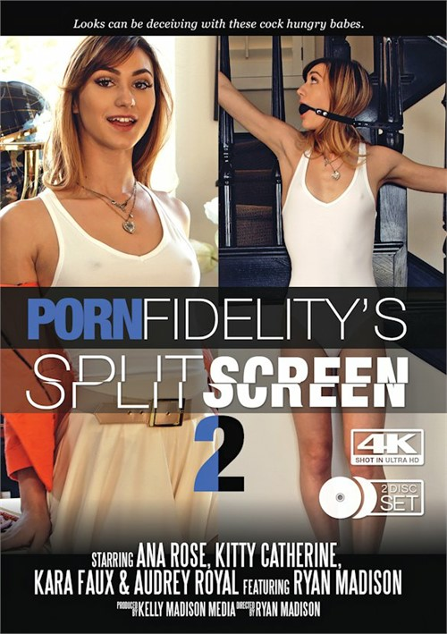 Split Screen #2 DVD