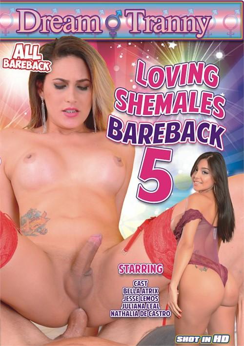 Loving Shemales Bareback #5