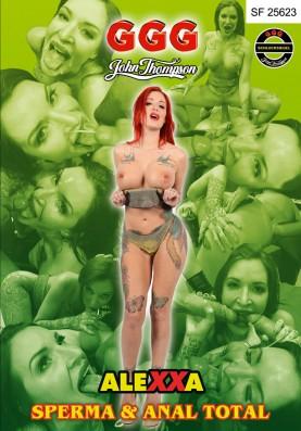 Alexxa - All Cum & Anal DVD
