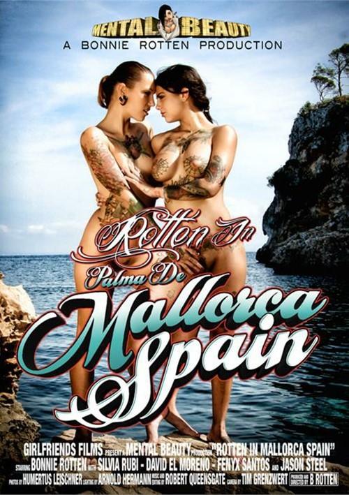 Rotten In Mallorca DVD