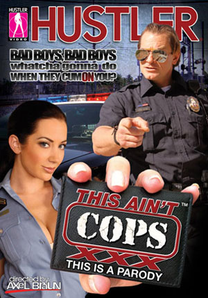This Ain't Cops XXX DVD