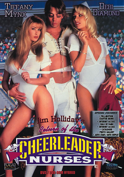 Return of the Cheerleader Nurses DVD