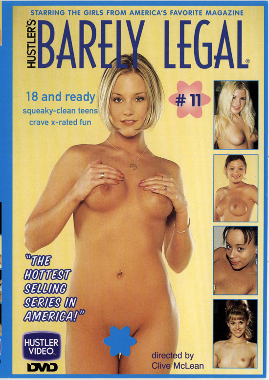 Barely Legal #11 DVD