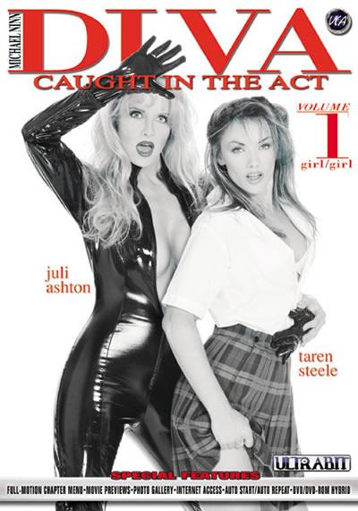 Michael Ninn Divas #1: Caught in the Act DVD