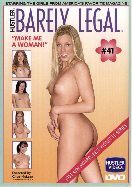 Barely Legal #41 DVD