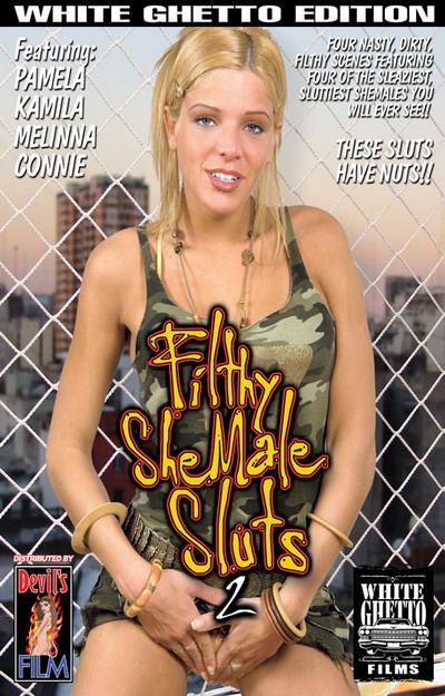 Filthy She Male Sluts #02