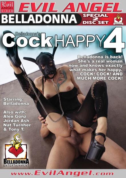 Cock Happy #04 DVD