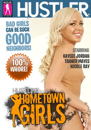 Hometown Girls #1 DVD