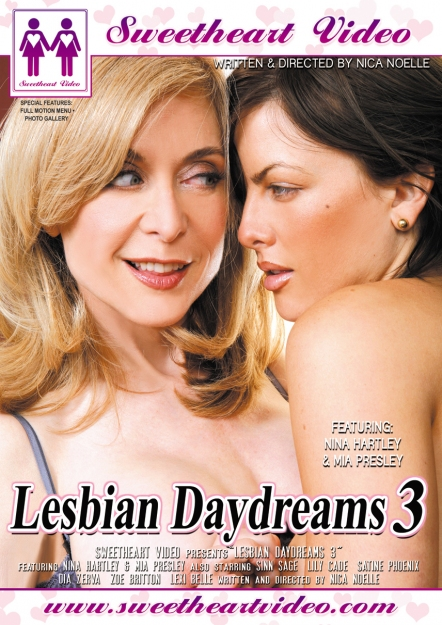 Lesbian Daydreams #03