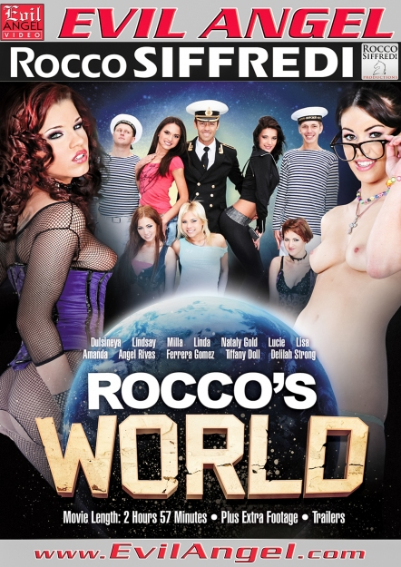 Rocco's World DVD