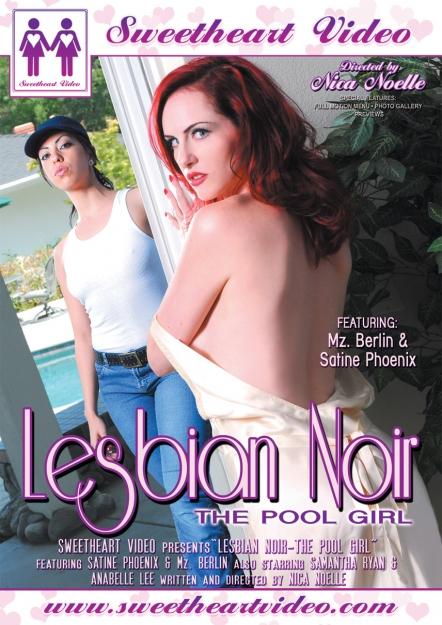 Lesbian Noir - The Pool Girl DVD