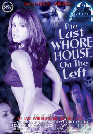 The Last Whorehouse On The Left DVD