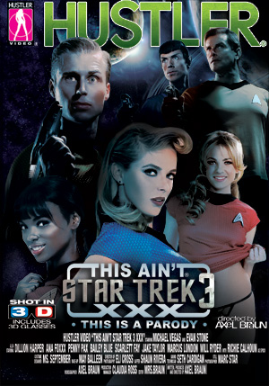 This Ain't Star Trek XXX #3 DVD