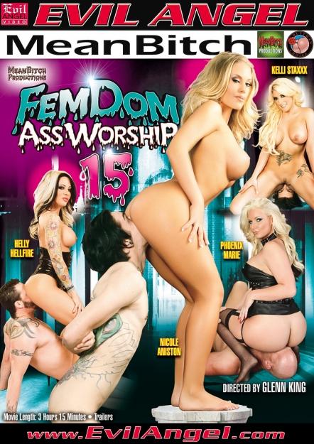 Femdom Ass Worship #15 DVD