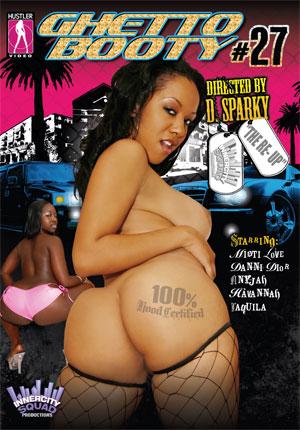 Ghetto Booty #27 DVD