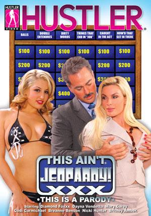 This Ain't Jeopardy XXX DVD