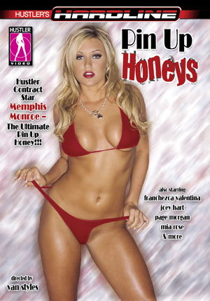 Pin Up Honeys #1 DVD