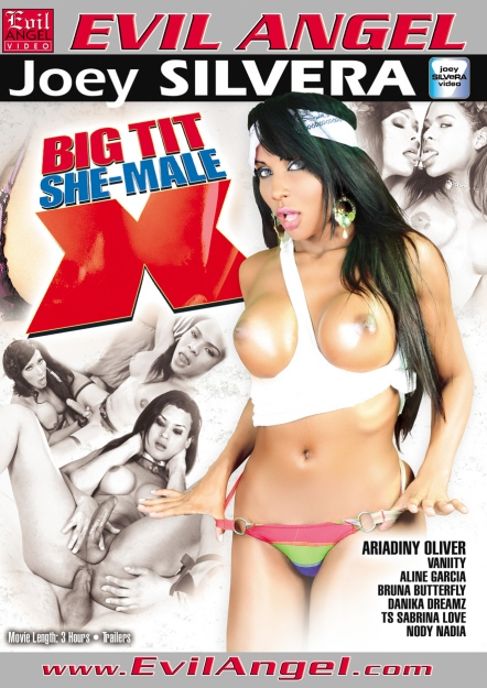 Big Tit She-Male X DVD