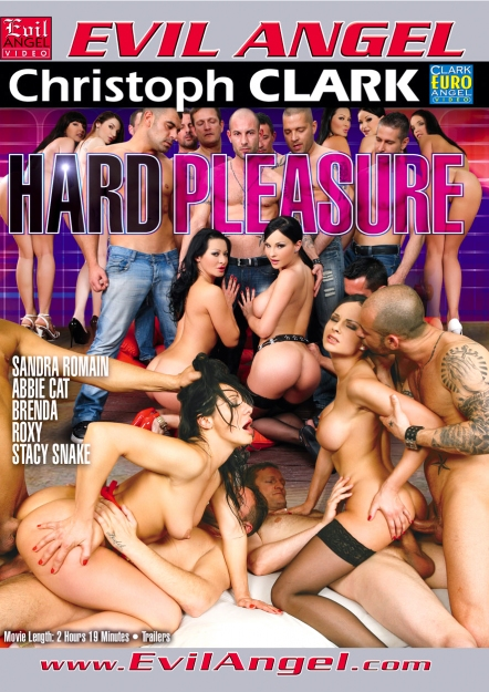 Hard Pleasure DVD