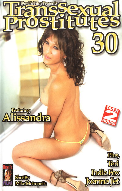 Transsexual Prostitutes #30