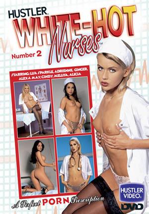 White Hot Nurses #2 DVD