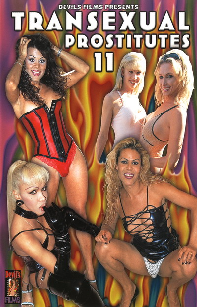 Transsexual Prostitutes #11 DVD