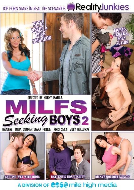 MILFs Seeking Boys #02