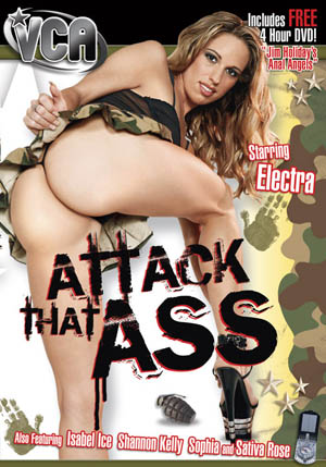 Attack That Ass DVD