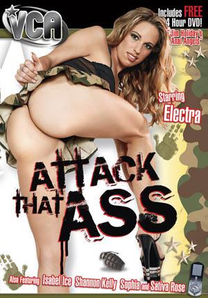 Attack That Ass DVD