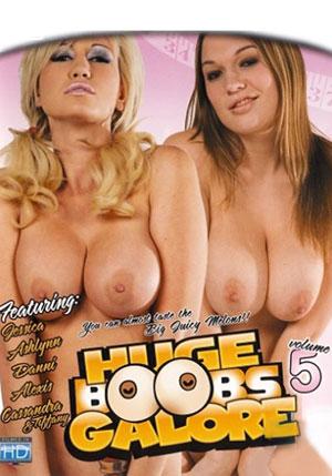 Huge Boobs Galore #5 DVD