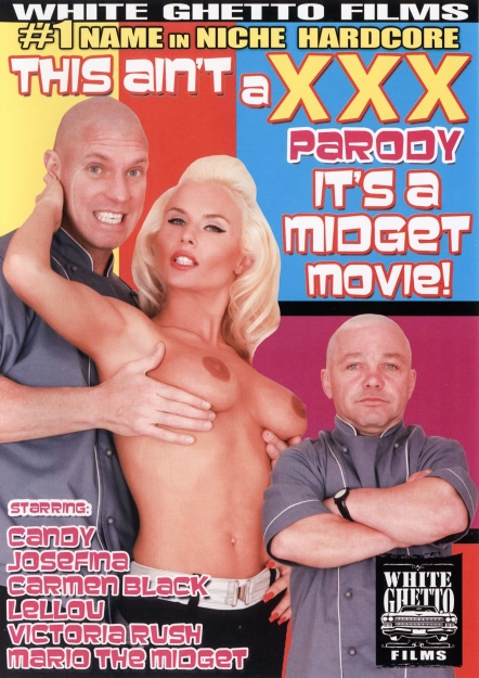 This Ain't A XXX Parody - It's A Midget Movie