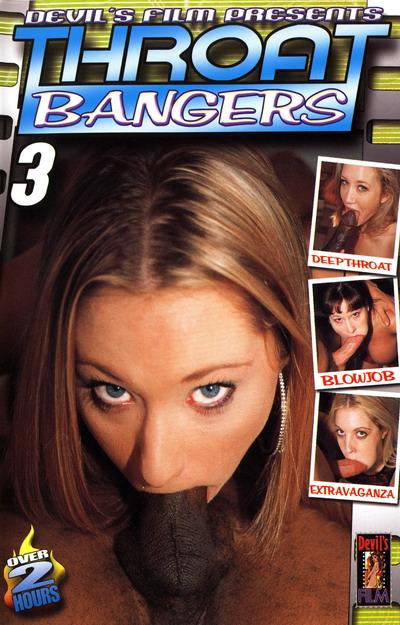 Throat Bangers #03 DVD