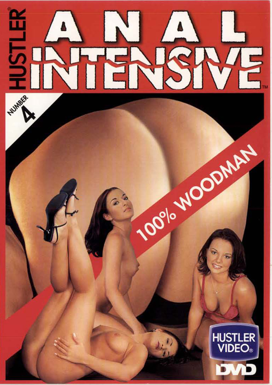 Anal Intensive #4 DVD