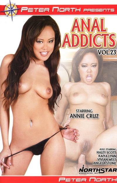 Anal Addicts #23 DVD