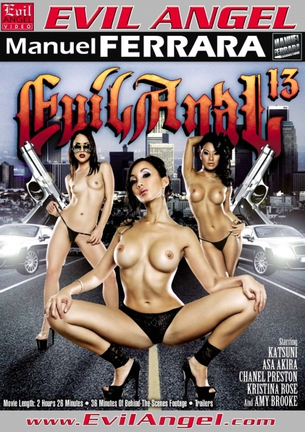 Evil Anal #13