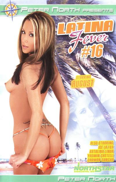 Latina Fever #16 DVD