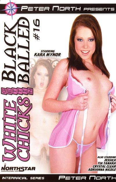 White Chicks Gettin Black Balled #16 DVD